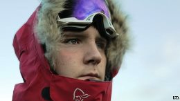 16-year-old Briton became the youngest conqueror of the South Pole
