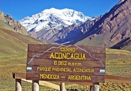 9-year-old became the youngest climber conqueror Aconcagua