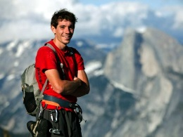 Alex Honnold made a solo ascent on the wall of El Capitan