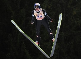 Austrian ski star Thomas Morgenstern practically healthy