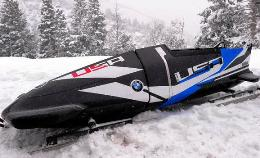 BMW is preparing a sled for the Olympics in Sochi