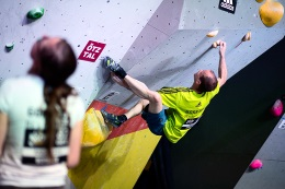 Bouldering Competition will bring together athletes from around the world