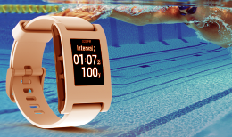 Electronics for swimming