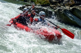 Event Rafting in Adygea