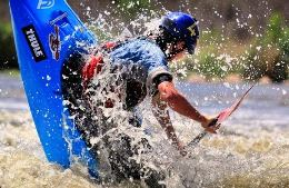 Federation freestyle on whitewater and appear in Russia