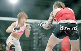 Female MMA fighters