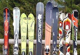 How to choose skiing