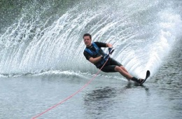 In Crimea the international festival of extreme sports