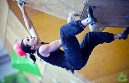 In Kiev will be competitions in bouldering