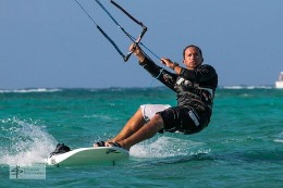 Kiters will go to the Caymans