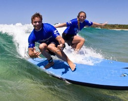 Learning to surf - the basic rules the best places2