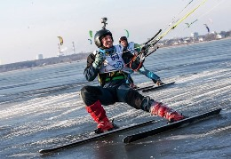 Northern Capital closed Snowkite World Championship