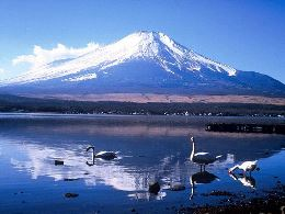 Open season for climbing Mount Fuji