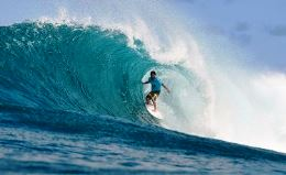 Results of the World Cup of Surfing