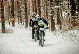 Results of the second phase of the winter training competitions in cross-country