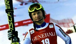 Russian skier tore first medal since 2000 for the Russian Federation