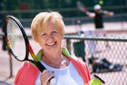 Scientists have found that tennis prolongs life and burns fat