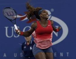 Serena Williams won the U.S. Championships in 2013