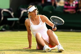 Sharapova will miss the end of the season in Istanbul