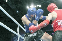 Thai Boxing Week go to Moscow