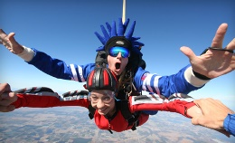 The first parachute jump - you need to know