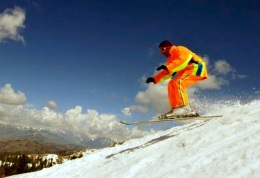 The new government of Crimea plans to build a ski resort