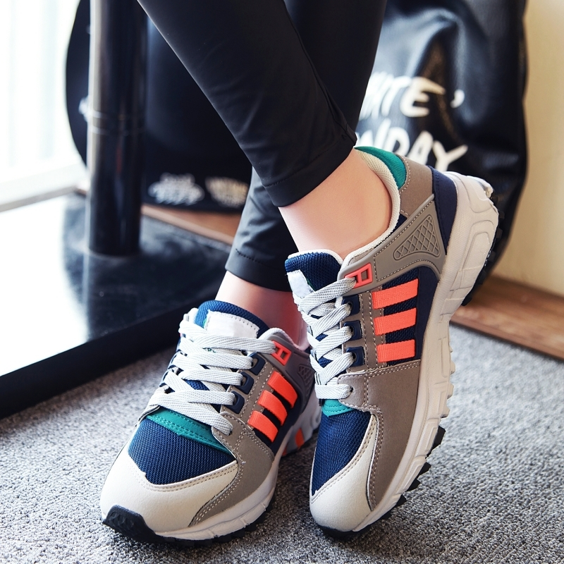 Three Line Running Sport Shoes 10 1b5d5