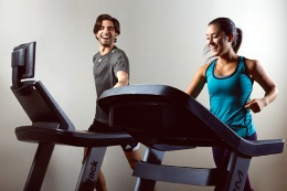 Treadmill - is the key to a healthy body and long life