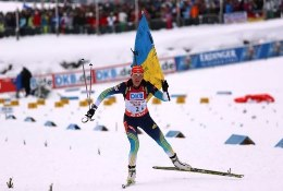 Ukraine is preparing for the Sochi 2014 Games