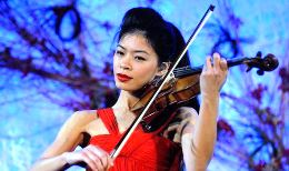 Vanessa Mae prefers skiing for performances in Sochi 2014