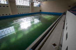 Vladivostok pool open after reconstruction
