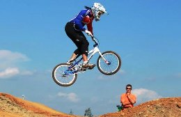 WCC promotes BMX in the world of cycling