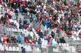 Why Sochi 2014 has empty seats
