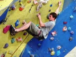 in Kharkov will open a new international standard climbing wall 1