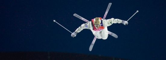 Ski acrobats showed class at the World Cup freestyle1