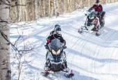 Выбор рукавиц для езды на снегоходе
