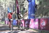 Игры мастеров: марафонцы решили тряхнуть стариной на горных велосипедах