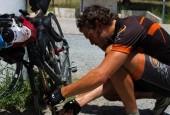 Марк Бомонд планирует пересечь планету за 80 дней на велосипеде