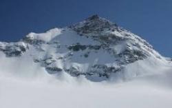 Двое итальянцев скатились на сноуборде с горы Эмилиус