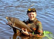 Главные преимущества подводной охоты в дельте реки Волги